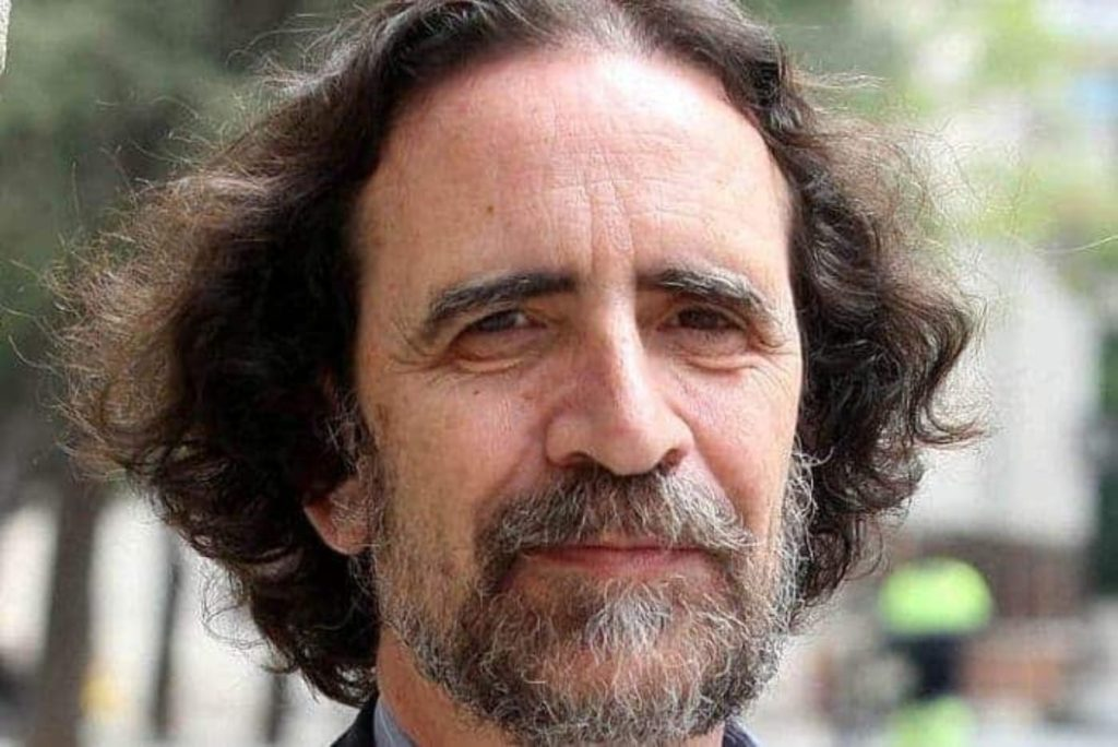 La muerte acecha a Porfirio Serrano Amador
